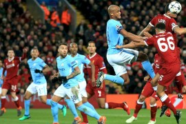 Manchester City, Liverpool