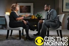 R. Kelly on CBS