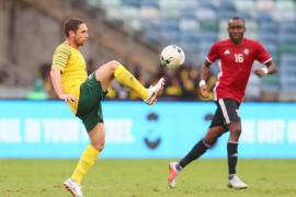 South Africa vs Libya - AFCON Qualifiers