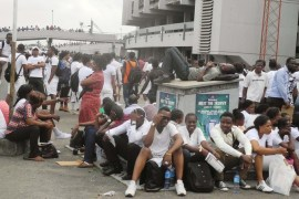 Unemployed-youths
