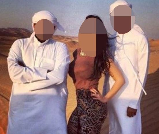 arab fetish