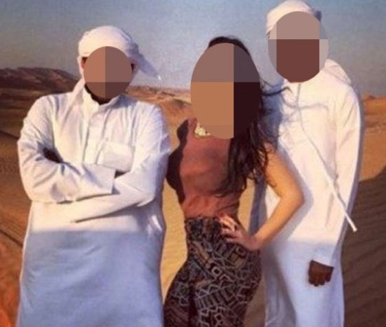Lady narrates shocking experience with Arab men who had pooing, peeing sex fetishes