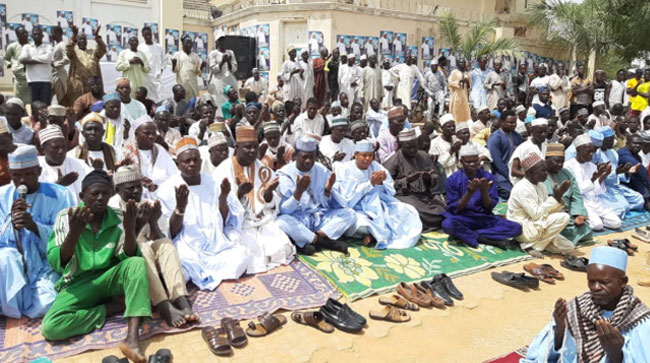 prayers for elections in Kano