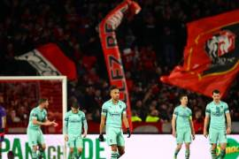 rennes vs arsenal - europa league