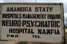 Anambra State Neuro Psychiatrist Hospital, Nawfia