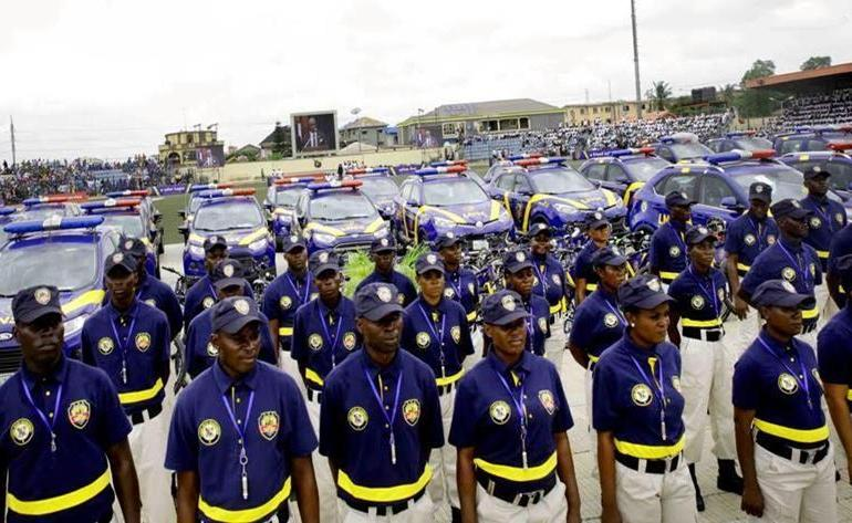 Lagos State Neighbourhood Safety Corps (LNSC)