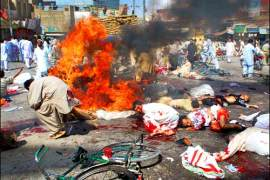 Pakistani Shias killed