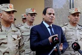 President Abdel Fattah al-Sisi of Egypt