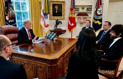 Trump-Dorsey meeting