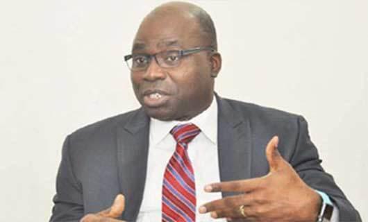ICPC Chairman, Bolaji Owasanoye