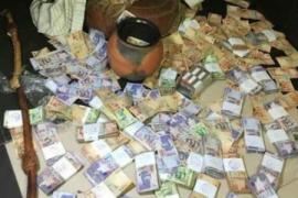 money ritual