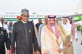 Buhari at OIC Conference