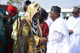 Emir of Kano and Ganduje