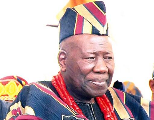 """Ajimobi did not carry me along, now he is in trouble"" - Olubadan"