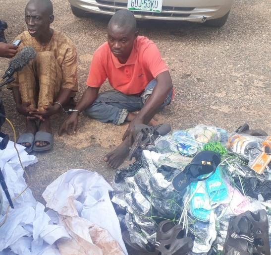 2 men hypnotize, rape, swindle lady to the tune of N1.4m in Ibadan