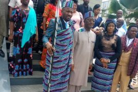 Apostle Johnson Suleman and Ortom