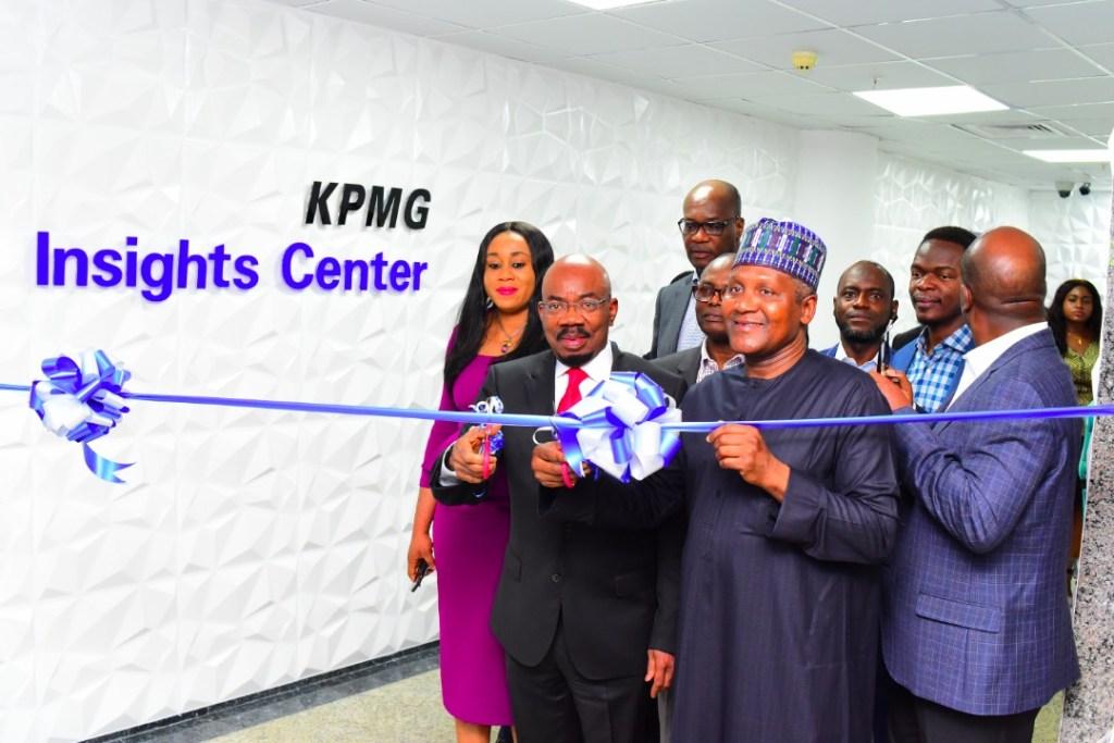 KPMG Insight Centre launch