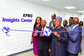 KPMG Insight Centre launch