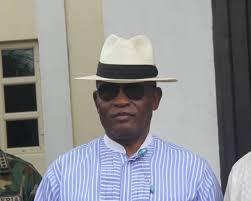 John Jonah, Bayelsa deputy governor