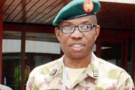 Lamidi Adeosun, Lt.-Gen.