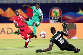 Senegal vs Kenya