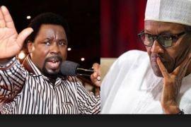 TB Joshua and Buhari