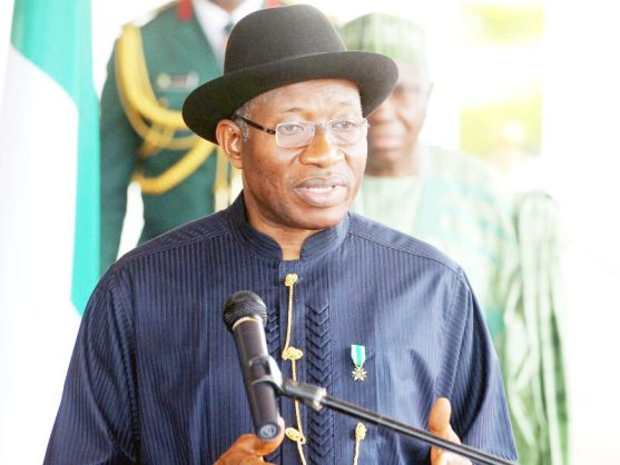 """Politicians protect notorious outlaws"" – Goodluck Jonathan"