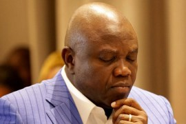 N9bn fraud: EFCC combs Ambode's house in Lagos