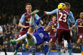 EPL: Aston Villa vs Everton