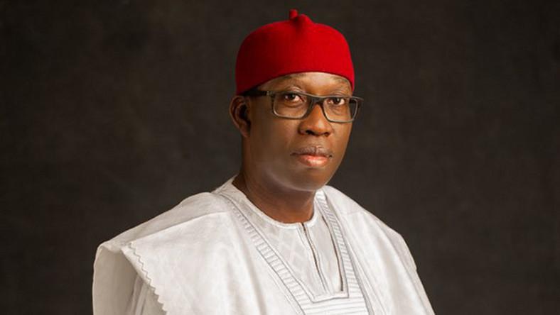 Ifeanyi Okowa, Delta governor