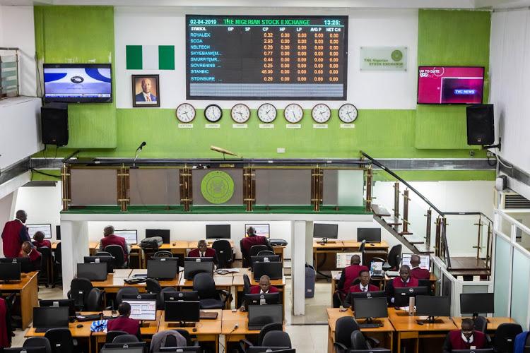 NSE Main stocks