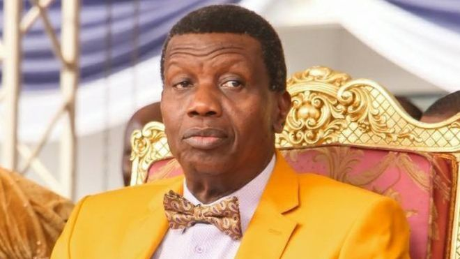 Nigerians Drag Pastor Adeboye For Telling Son To Sack Attractive Secretary