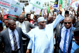 Atiku and PDP faults INEC