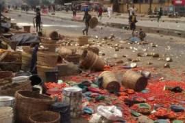 hausa, yoruba traders clash in lagos