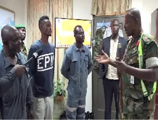 Ghana police nab three Nigerian stowaways in Europe-bound ship