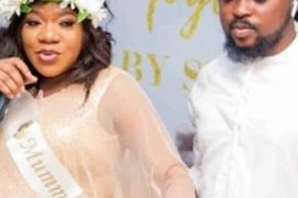 Toyin Abraham and Husband