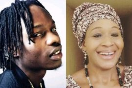 Naira Marley and Kemi Olunloyo