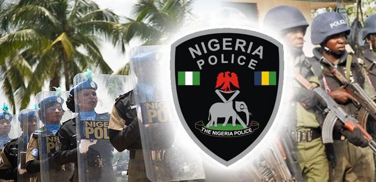 Niger Police