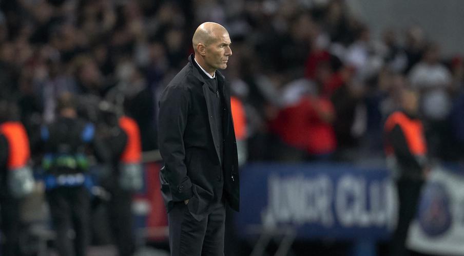 Zidane Tuchel Real vs PSG 2019 UCL Di Maria scores 2