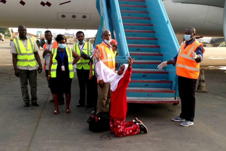 Libya returnees