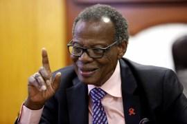Mangosuthu Buthelezi against xenophobia