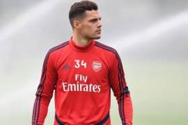 Arsenal: Unai Emery lauds new captain Granit Xhaka