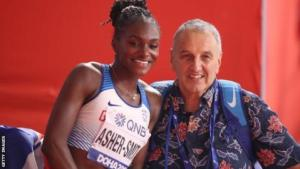 IAAF: Dina Ahser-Smith wins 200 Meters gold