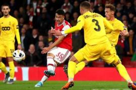 A brace and an assist for Gabriel Martinelli as Arsenal beat Standard Liege