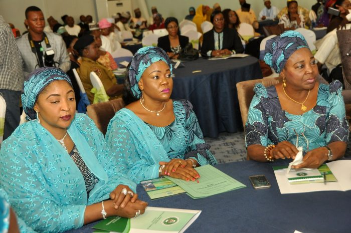jigawa first ladies africa graft special assistants