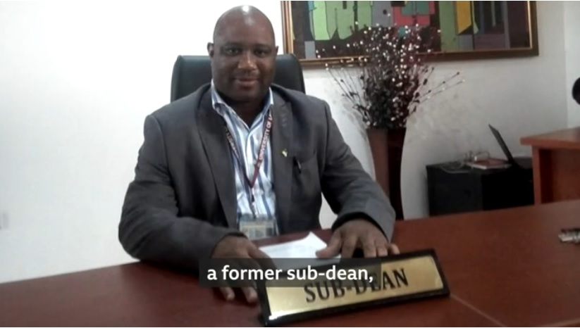 Boniface Igbenehu Foursquare Pastor Sex For Grades Unilag