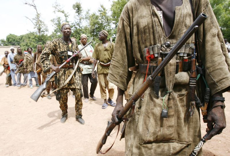 """CLASSIFIED: Borno recruits 1,000 Hunters with """"special abilities to  disappear"""" to fight Boko Haram ⋆"""
