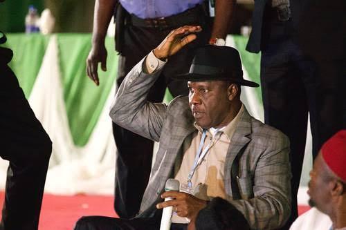 Orubebe denies rift with Edwin Clark