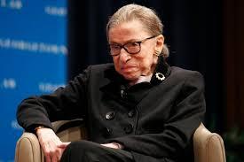 Justice Ruth Bader Ginsburg hospitalized