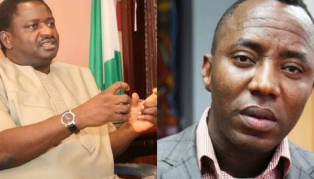 Millions of Nigerians are not bothered about Sowore's detention - Buhari's Aide
